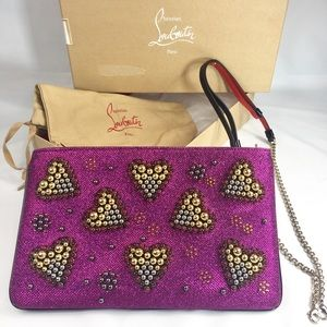 Christian Louboutin Purse Loubiposh Cross Body